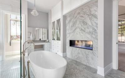 The Beauty of a Custom Bathroom