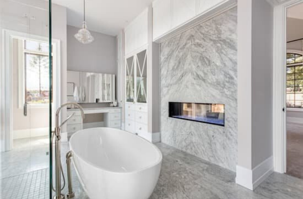 The Beauty of a Custom Bathroom