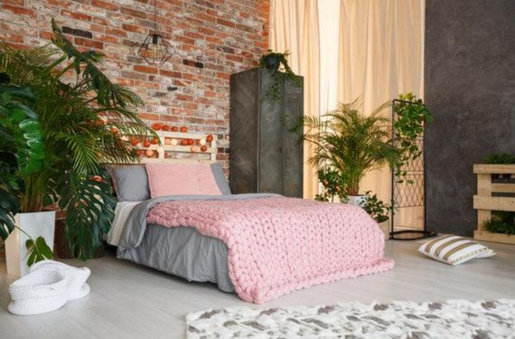 Small But Cozy Master Bedroom Design Ideas
