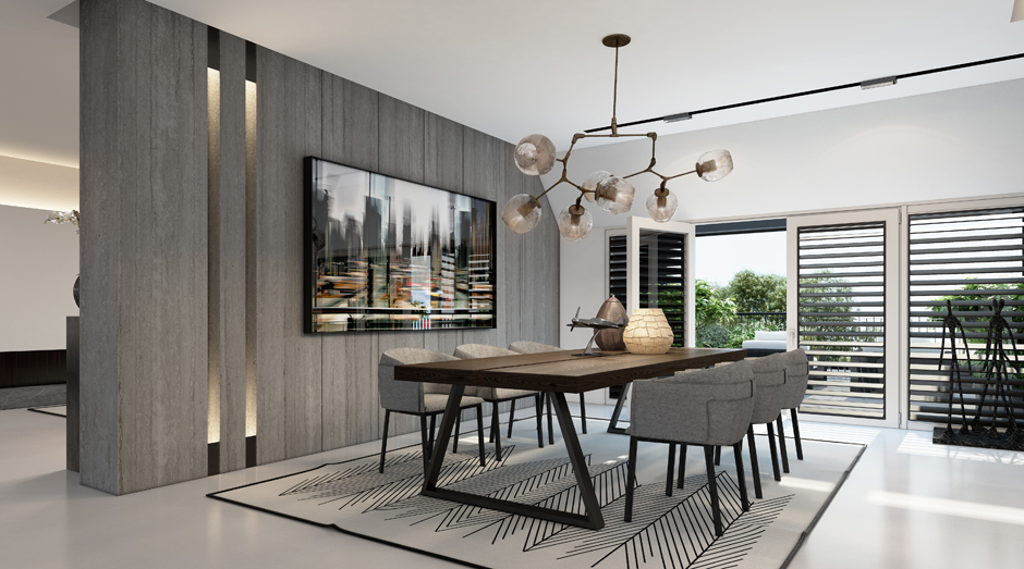 Amazing tricks to improve your Dining Space