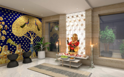 Simple Tricks to Build a Beautiful Pooja Room for your Homes