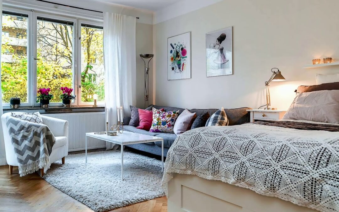 How to Decorate a One-Bedroom Apartment to Make It Feel Comfortable