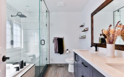 An Eye-Catchy Master Bathroom Renovation