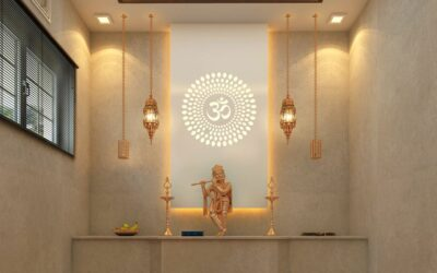 5 unused places that could be a puja space in your home