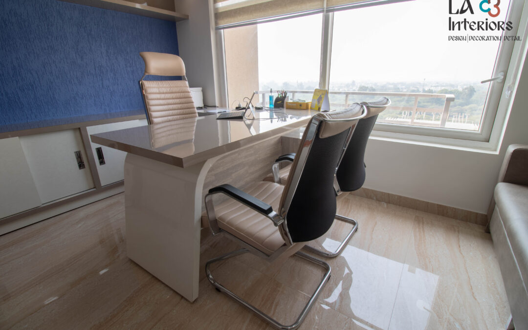Small Office Interior Design Ideas to Create an Encouraging Workplace