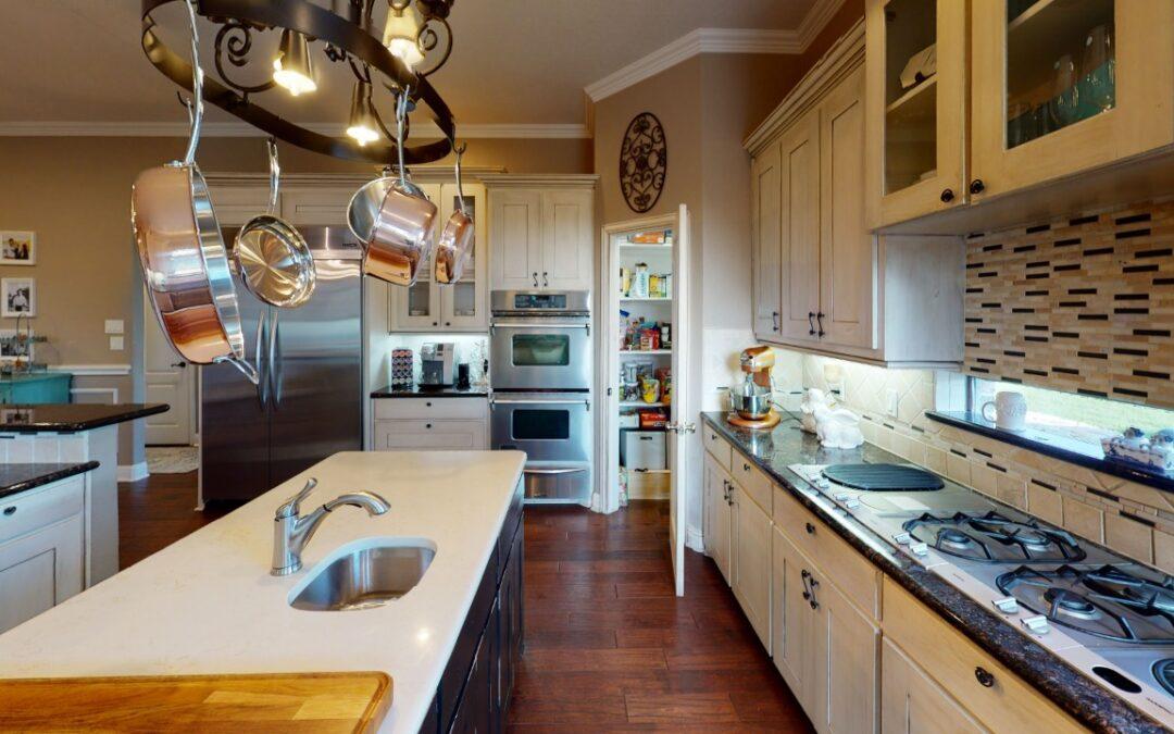 Modular Kitchen vs Semi Modular Kitchen